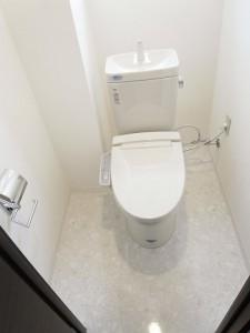 アクト飯倉 トイレ