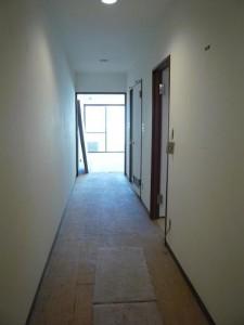 下落合ガーデンハウス 室内廊下