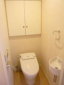 大森プロストシティレジデンス トイレ