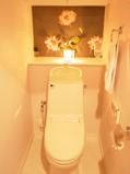 アデニウム高輪 トイレ