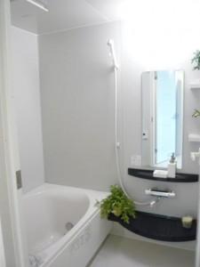 ヴィラロイヤル代々木 バスルーム