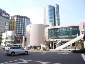 青山アジアマンション こどもの城青山劇場