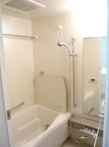 アデニウム高輪 バスルーム
