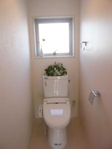 碑文谷寿マンション トイレ