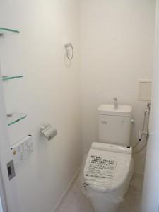代々木大山パインクレスト トイレ