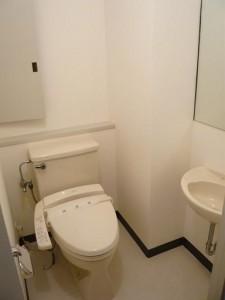 クレール代々木上原 トイレ