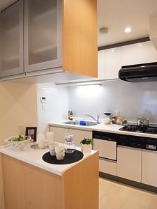 ライオンズマンション原宿 キッチン