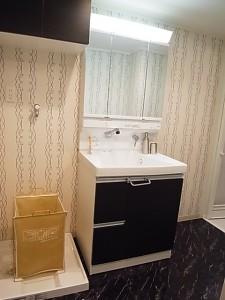 ライオンズマンション原宿 洗面室