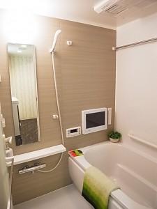 ライオンズマンション原宿 バスルーム