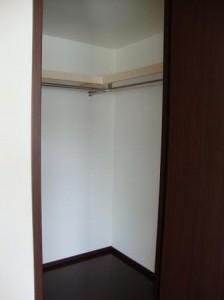 エクティ神山町 8.8帖洋室のWIC