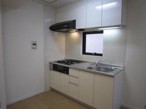 パシフィックパレス白金 キッチン