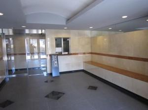 菱和パレス白金台 エントランス