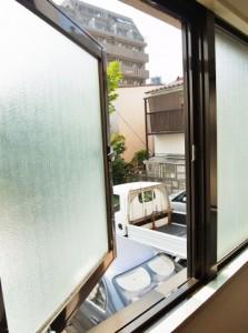 パシフィックパレス白金 LDK 窓