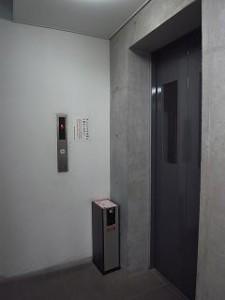 ザ・ランド代官山青葉台 エレベーター