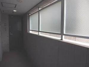 ザ・ランド代官山青葉台 共用廊下