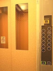 ライオンズマンション池田山 エレベーター