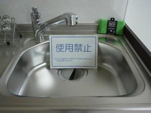 ライオンズマンション池田山 シンク