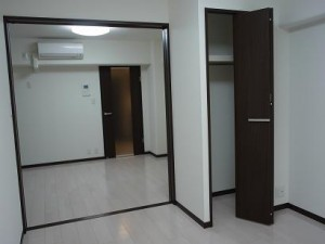 ライオンズマンション池田山 約5.5帖の洋室