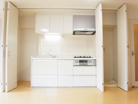 松涛マンション キッチン