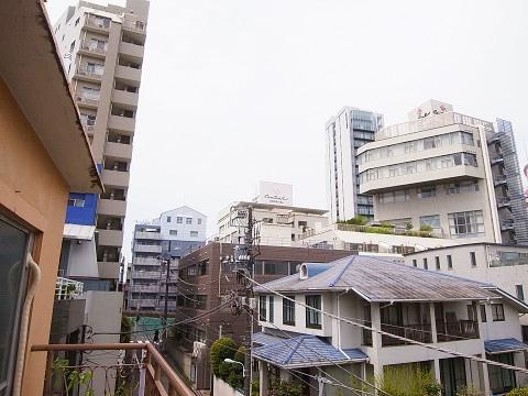 松涛マンション 眺望