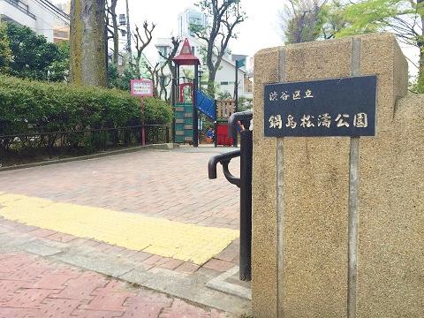松涛マンション 周辺
