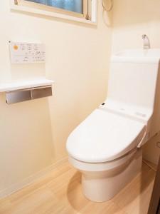 朝日九段マンション  トイレ