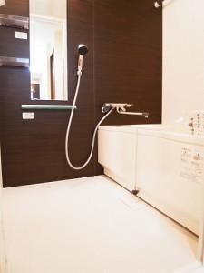 朝日九段マンション  バスルーム