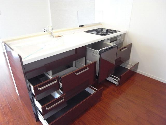 ソフトタウン原宿 キッチン2