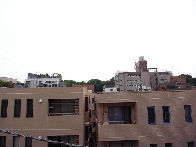 ソフトタウン原宿 眺望
