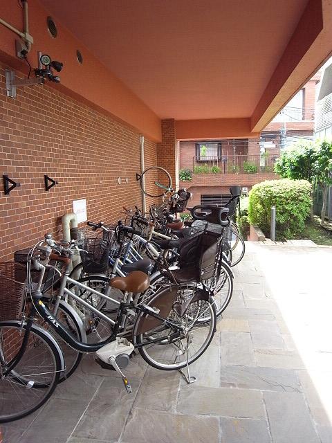 ソフトタウン原宿 自転車