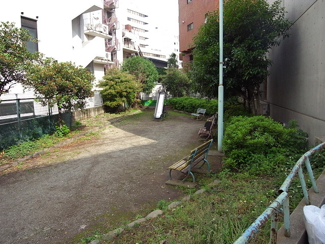 ソフトタウン原宿 公園