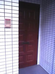 サイレンス大森西 玄関ドア
