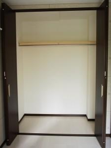 サイレンス大森西 約40.5帖洋室のクローゼット