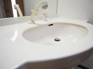 エクセルシオール麻布 洗面台