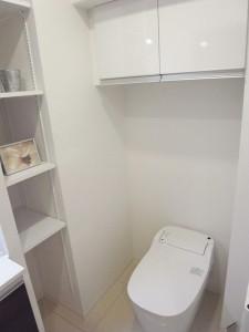 フリーディオ四谷三丁目 トイレ