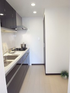 フリーディオ四谷三丁目 キッチン