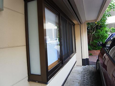 秀建コーポ 窓