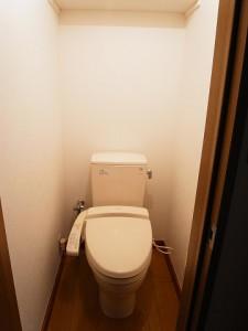 秀建コーポ トイレ