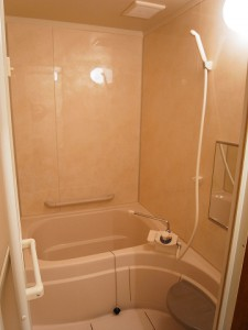 秀建コーポ バスルーム
