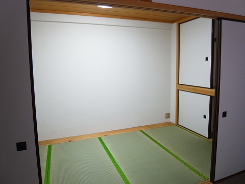 秀建コーポ 和室4