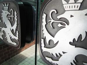 ライオンズマンショングリーン白金 エントランス