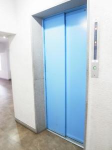 チサンマンション自由ヶ丘 エレベーター
