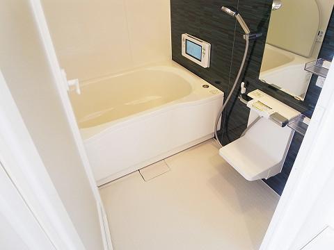 チサンマンション自由ヶ丘 浴室