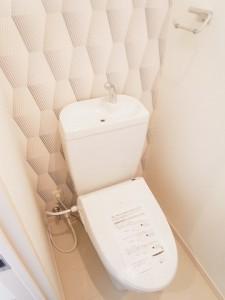 チサンマンション自由ヶ丘 トイレ