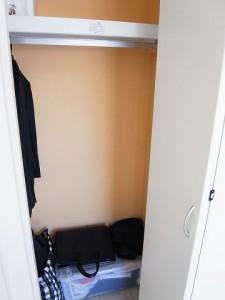 チサンマンション自由ヶ丘 洋室2収納