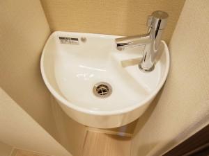 グリーンプラザ五反田 手洗い