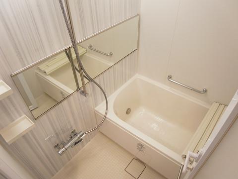 グリーンプラザ五反田 バスルーム