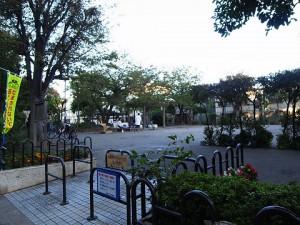 ニックハイム蒲田 公園