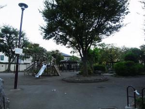 ニックハイム蒲田 公園正面