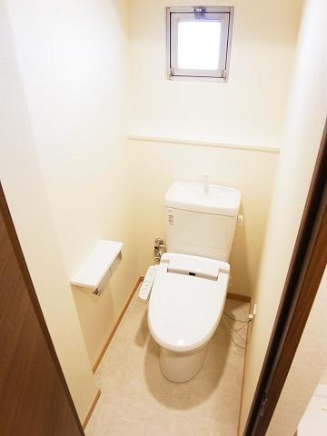 藤和初台コープ トイレ